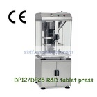 DP-25/DP-12 Series Single Punch Tablet Press Machine