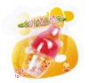 1.5oz Mini PC Feeding Bottle With Liquid Silicone Nipple