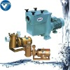 Professional swim filtration pump for commercial pool