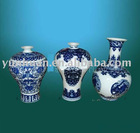 Chinaware China ceramic bottle jingdezhen