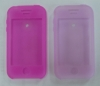 Silicon Case for iPhone purple,accept paypal