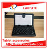 "7"" Tablet keyboard case with a stylus pen"