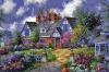 "1000 Piece Jigsaw puzzles ""Beautiful House"""
