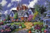 "1000 Piece Jigsaw puzzles ""Beautiful House"""