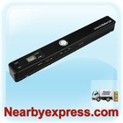 Portable Cordless Mini Scanner Handyscan with rechargeable built-in Li-battery