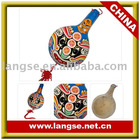 Wood crafts of ladle for gifts and decoration