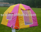 inflatable outdoor camp tent