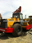 Used Road rollers Dynapac CA30D, With padfoot