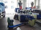 PVC pelletizing machinery