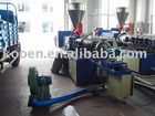 PVC pelletizing machinery