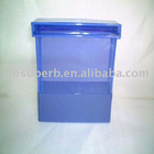 fashion pvc metal gift box