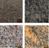 Brown granite tile,Brown granite kitchen tile,Brown granite tile for countertop