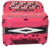 BAC-F9604 button accordion