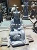 stone statue, granite sculpture
