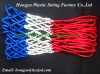50 grams three-color nylon basketball net