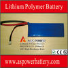 4500mAh 3S2P 45C High Discharge Rate Rechargeable Battery 12V