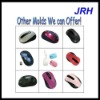 2012 hot selling wired and wireless computer mouse (Mini style,factory provided)