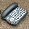 Landline big button phone