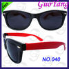 Promotion cheapest price plastic sunglass with more colors