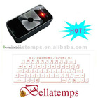 Bluetooth Virtual Laser Keyboard for iPhone 4/iPad 2,Android 2.0/2.1/2.2