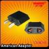 mini europe to American plug adapter &converter plug adapter