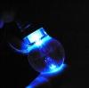 LED Light Bulb Key Chain