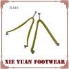 PVC upper strap for slipper