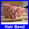 European Style Fashion Vingtage Rose Fabric Hair Bands