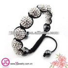 fashion decoration christmas gift shamballa bracelets