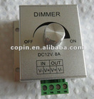 led dimmer switch,alum house, especially for led strip,12v