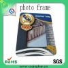 comic style pvc 3d photo frame factory for gift