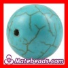 Shamballa Style Natural Turquoise Beads