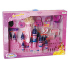 Music & Light Castle Doll Set with Accessories for kids