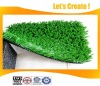 Good quality outdoor soccer colored grass