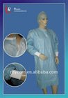 Wood Pulp Cotton Surgical Gown