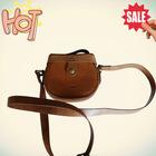 New design genuine cow leather shoulder bag