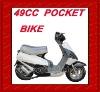 Chinese 49cc pocket bike (MC-501)