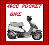 Chinese 49cc pocket bike (MC-501)