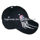 100% Cotton Twill Golf Cap With Ball Marker,6 Panel Base Ball Cap