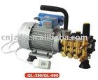QL-390 High pressure Car washer less weight
