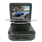 Manufactured popluar 720P Portable Car Video Camera With CE Certification