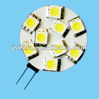New 1.8 W G4 9pcs SMD LED lighting