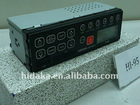 12V fixed frequency fm car radio mp3 with high vibration resistance for kart