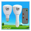 remote control! 4W 240lm LED charged lamp AC85-265V Brightness adjustable!