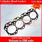 OEM for suzuki cylinder head 11115-58140 / 11115-58130/11115-58131 Engine:15B, 15BT/Piston Dia.: 108mm FOR TOYOTA COASTER / DYNA