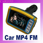 Car MP4 digital Player Driver with built-in FM transmitter