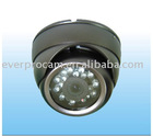cctv camera 15m IR dome camera SONY/SHARP Super HAD CCD;420TVL; IR ON 0Lux;