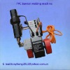 hot gun welding machine