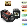 1080P Full HD Extreme Sports Action Camera Waterproof