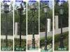 cast iron/aluminum antique lamps